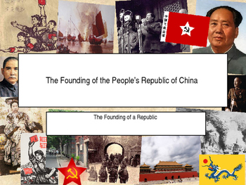 The Founding of the People's Republic of China