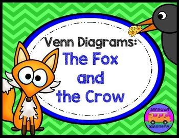 Venn Diagram - The Fox and the Crow