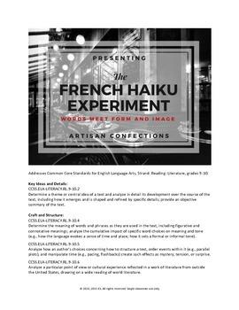 The French Haiku Experiment (Activity)