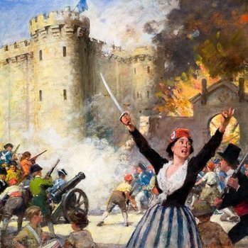 The French Revolution - Storming the Bastille! A Play