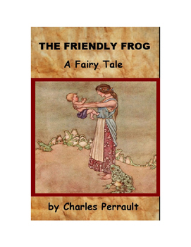 The Friendly Frog - A Fairy Tale