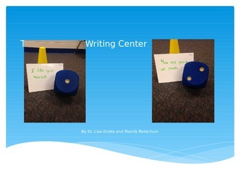 The Friendship Writing Center
