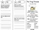 The Frog Princess Trifold - ReadyGen 3rd Grade Unit 2 Module A