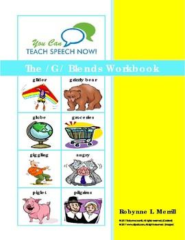 The /G/ Blends Workbook