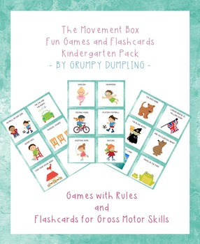 The Game Bag (A collection of games for kindergarteners)