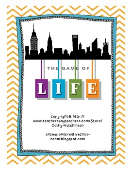 The Game of Life - A Project for learning about jobs and e