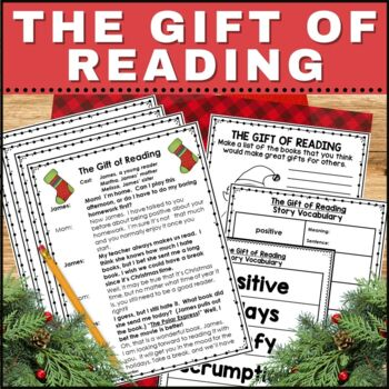 Partner Play: The Gift of Reading