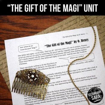 The Gift of the Magi: 1-week Short Story Literary Analysis Unit