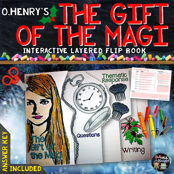 THE GIFT OF THE MAGI, BY O.HENRY SHORT STORY LITERATURE GU