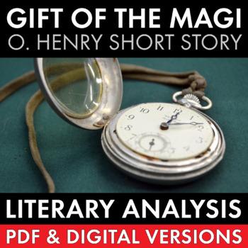 Gift of the Magi, O. Henry's short story of love & irony,