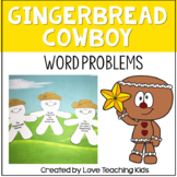 The Gingerbread Cowboy sequencing activity