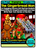 The Gingerbread Man: A Reading and Writing Thematic Unit{H