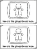 The Gingerbread Man Booklet