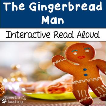 The Gingerbread Man Interactive Read Aloud