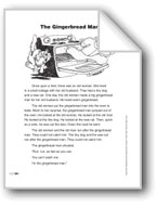 The Gingerbread Man (Lexile 420)