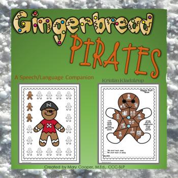 The Gingerbread Pirates: A Speech/Language Companion