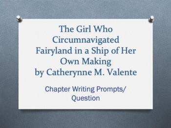 The Girl Who Circumnavigated Fairyland in a Ship of Her Ow