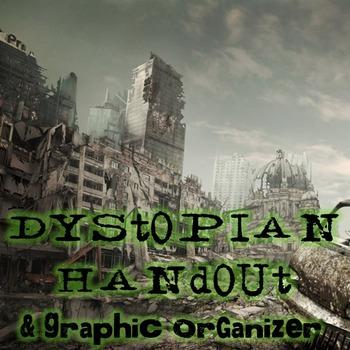Dystopian Characteristics & Graphic Organizer