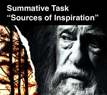 "GIVER - Summative Task - ""Sources of Inspiration"""