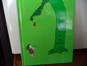 The Giving Tree  ISBN#0-590-39621-8