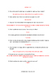 The Glass Menagerie Reading Quiz Scenes 1-2