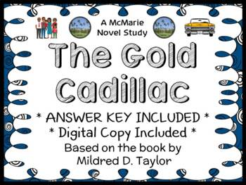 The Gold Cadillac (Mildred D. Taylor) Novel Study / Readin