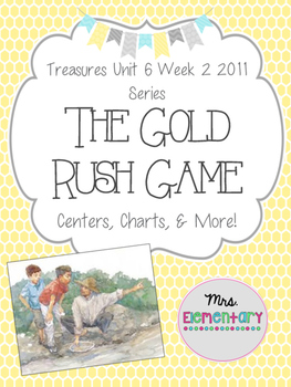 The Gold Rush Game
