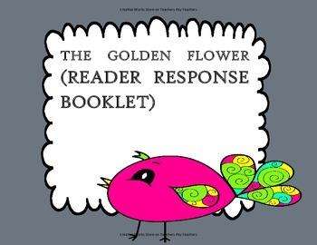 The Golden Flower ( Reading Wonders 2nd Grade) - Reader Re