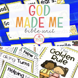 The Golden Rule: An Early Childhood Bible Unit