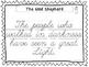 The Good Shepherd Tracing Worksheets. Cursive, D'Nealian,