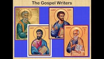 The Gospel Writers [NO PREP]
