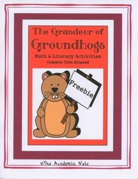 The Grandeur of Groundhogs Freebie