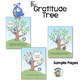 Art Project: The Gratitude Tree Story and Class Project