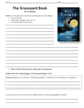 The Graveyard Book and Coraline Reading Guides - Neil Gaim