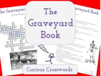 """""""The Graveyard Book"""" by Neil Gaiman Printable Worksheet- C"""