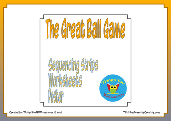 The Great Ball Game Sequence and Summarize