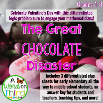 The Great Chocolate Disaster: A Differentiated Valentine's