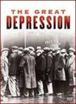 Great Depression: All four parts- fill-in-the-blank movie guide