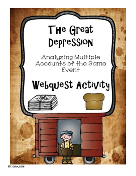 The Great Depression: Multiple Accounts of the Same Event