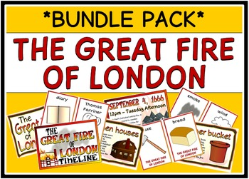 The Great Fire of London (BUNDLE PACK)