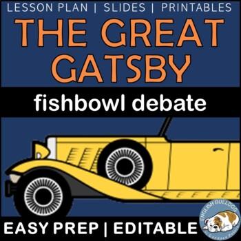 The Great Gatsby Fishbowl Debate