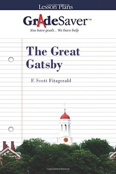 The Great Gatsby Lesson Plan