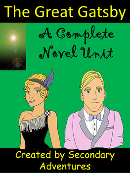 The Great Gatsby Novel Unit