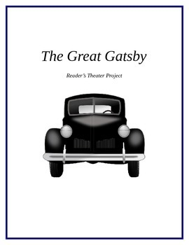 The Great Gatsby Reader's Theater Project