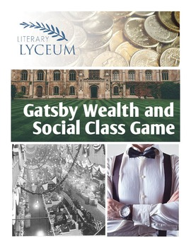 The Great Gatsby Social Class Game