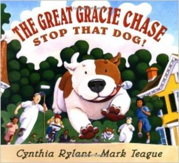 The Great Gracie Chase Reading Guide (Common Core aligned)