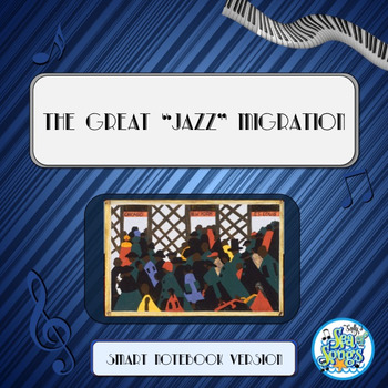 """The Great """"Jazz"""" Migration and Harlem Stride-Style Piano S"""