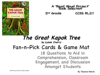 The Great Kapok Tree Fan-N-Pick