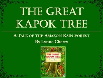 The Great Kapok Tree by Cherry, Collaborative Conversation