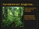 The Great Kapok Tree/Rainforest PP